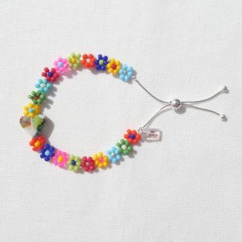 Power Flower Bracelet