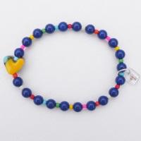 Navy simple joys bracelet