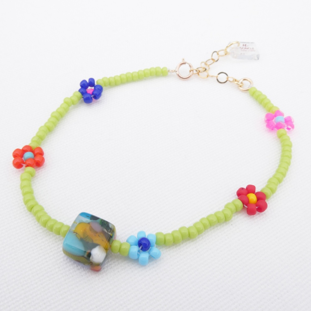 Flower Fields Bracelet