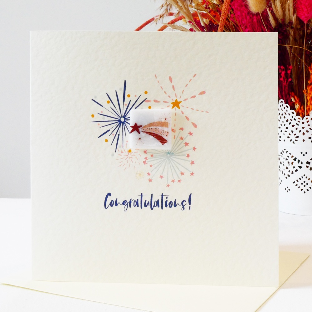 Congratulations!- card