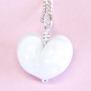 pink heart detail