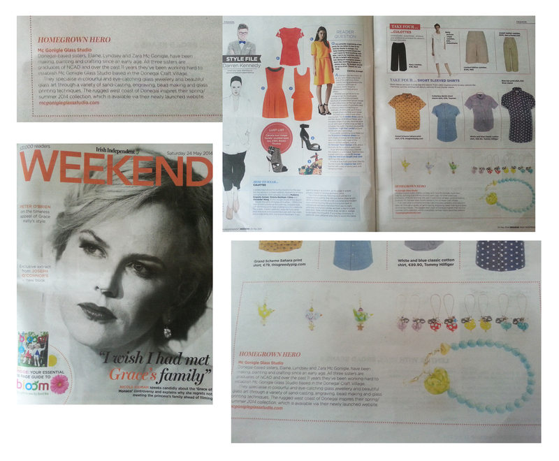 irish independent Weekend Magazine
