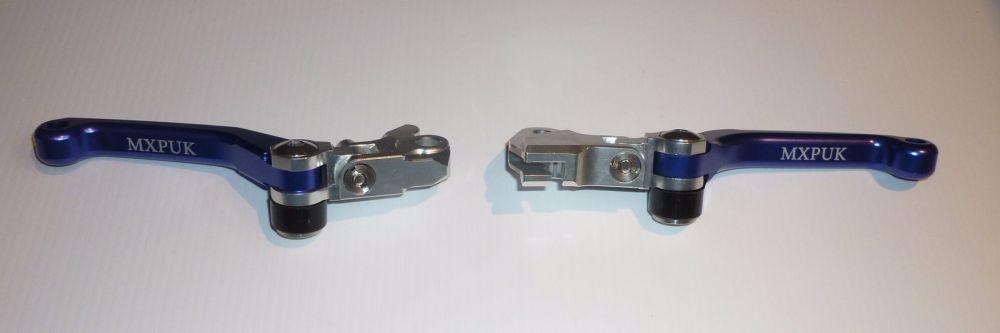 BLUE FLEXI LEVERS CLUTCH & BRAKE (603)