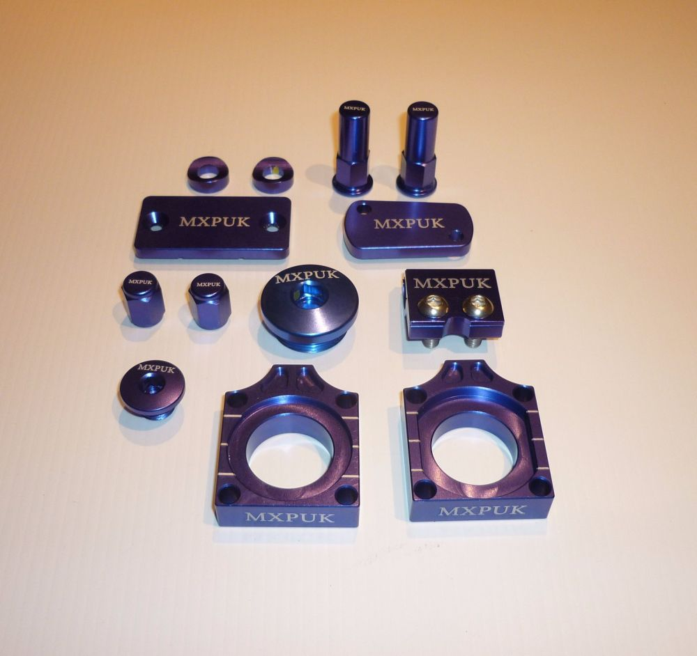 BLUE BLING KIT (630)