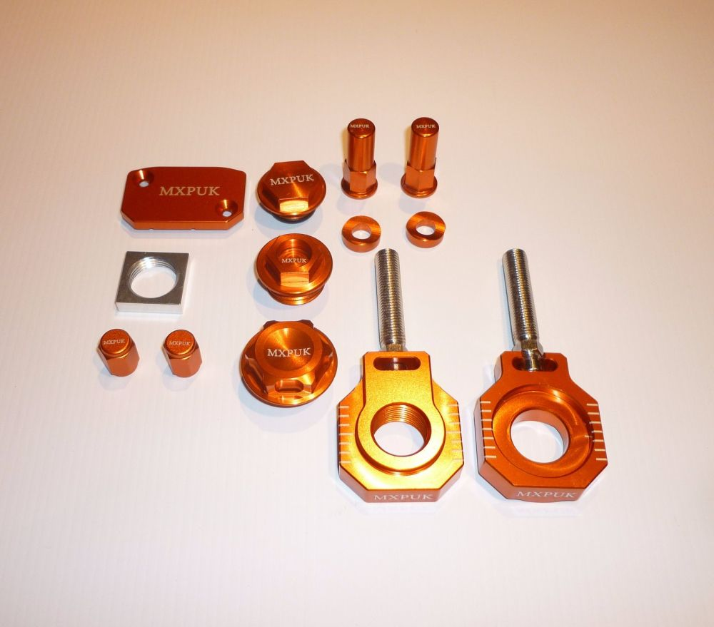 ORANGE BLING KIT (633)