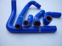 BLUE SILICONE HOSES (406)
