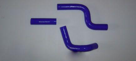 BLUE SILICONE HOSES (443)