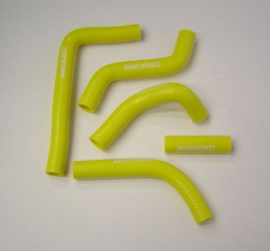 YELLOW SILICONE HOSES (493)