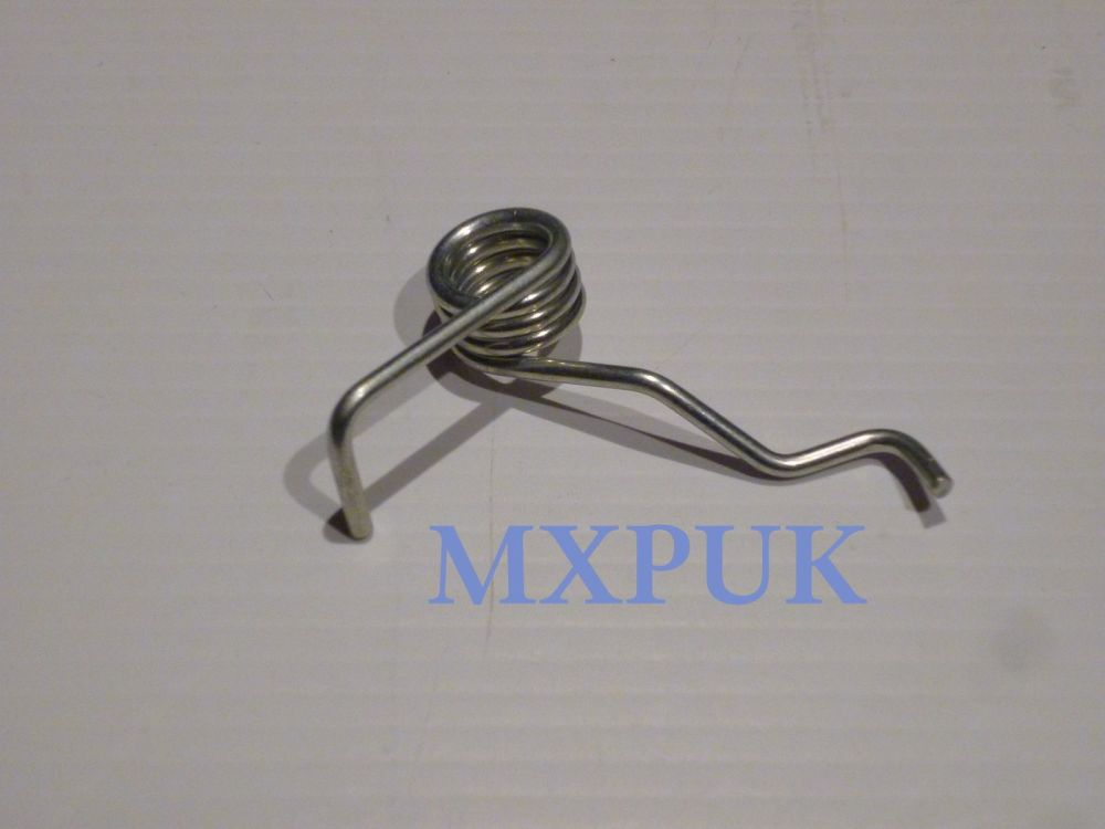 RM465 1981 1982 RIGHT SIDE FOOTPEG SPRING 43581-14300 (735)
