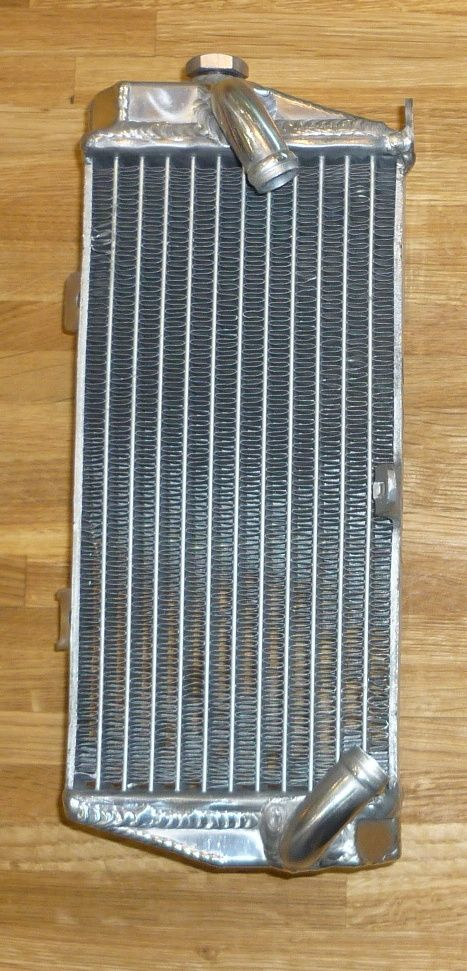 CRF450R LEFT SIDE PERFORMANCE RADIATORS (063B)