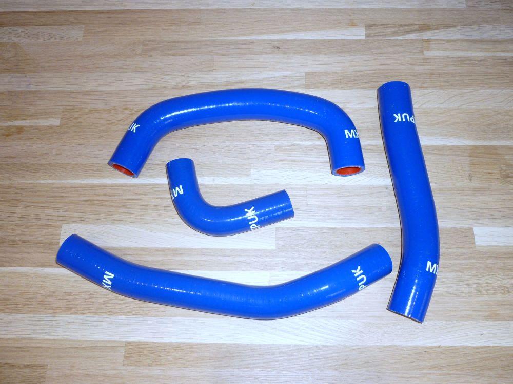 BLUE SILICONE HOSES (498)