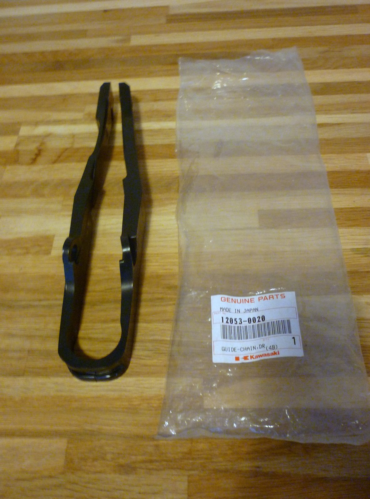 CHAIN GUIDE SLIPPER 12053-0020 (710)