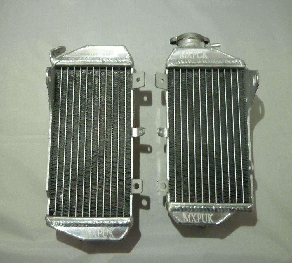 CRF250R PAIR OF RADIATORS (071)