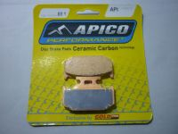 GOLD FREN REAR BRAKE PADS GF001API (112)