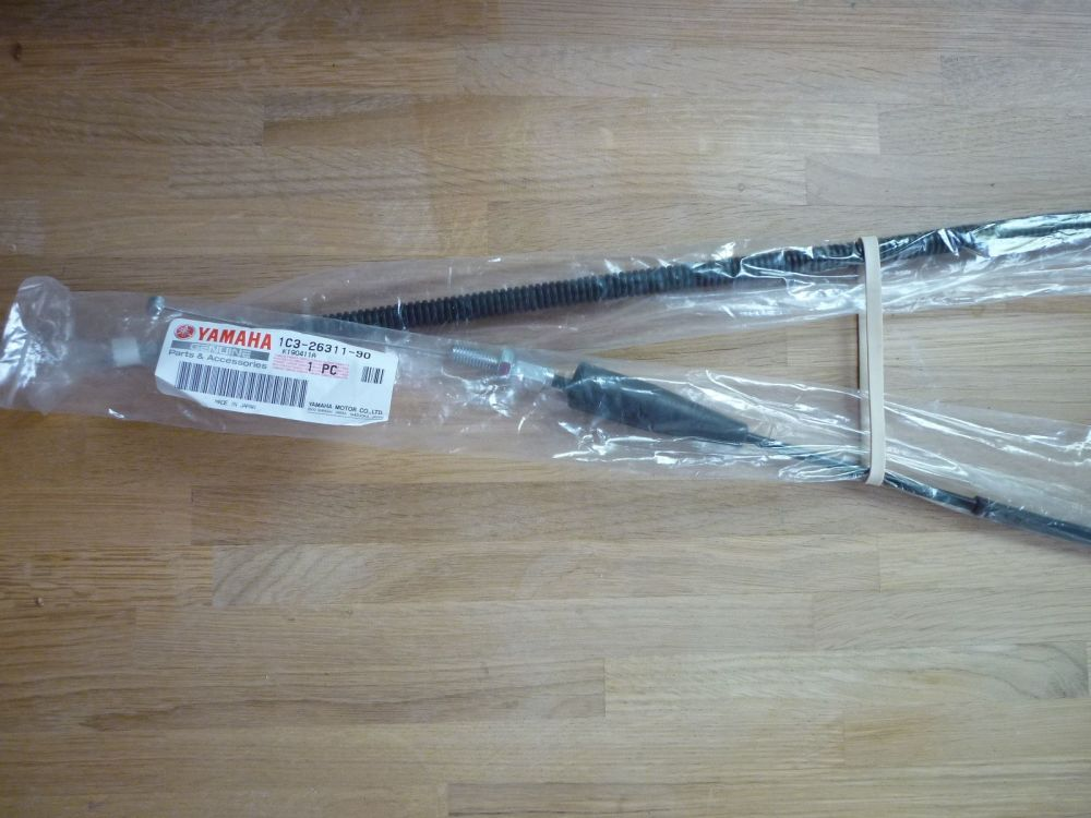 THROTTLE CABLE 1C3-26311-90 (398)