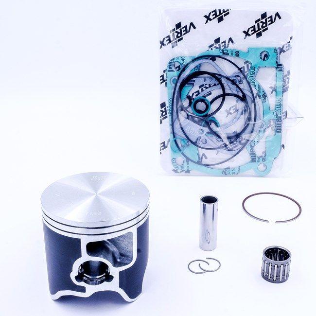 COMPLETE TOP END REBUILD KIT VERTEX 66.35mm VTK22584B-2 (166)