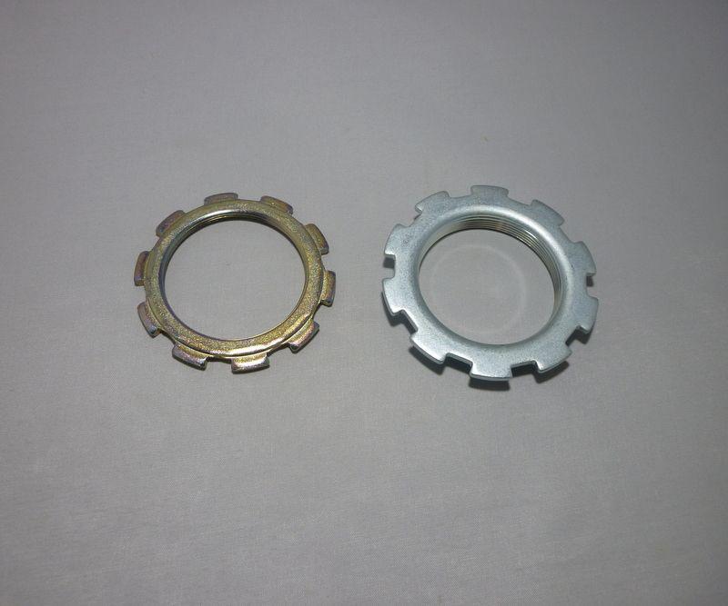 REAR SPRING ADJUSTING NUT & LOCK NUT 92015-1704  92015-1703 (A36)
