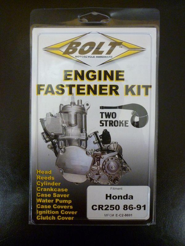 ENGINE FASTENER BOLT KIT (181)