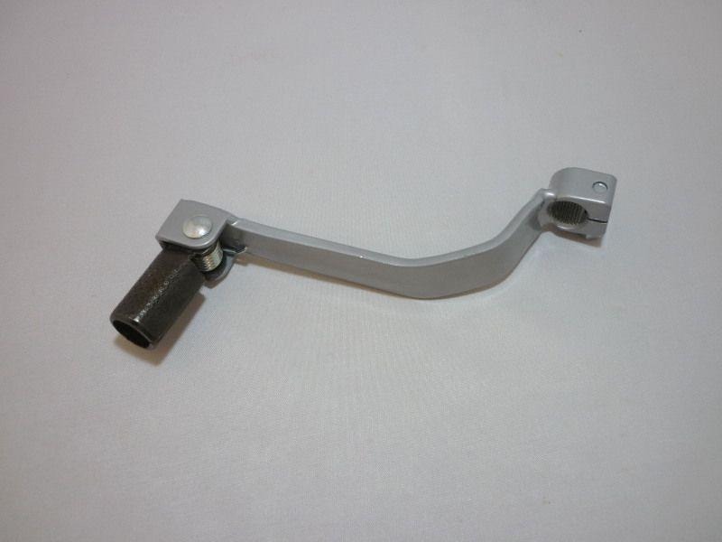 STEEL GEAR LEVER GP110 SILVER (650)