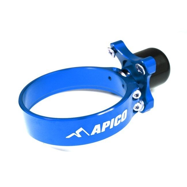 LAUNCH CONTROL HOLE SHOT DEVICE ALCSX/SXF 07 BLU (704)
