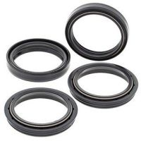 FRONT FORK OIL SEALS & DUST SEALS 56-412 (767)