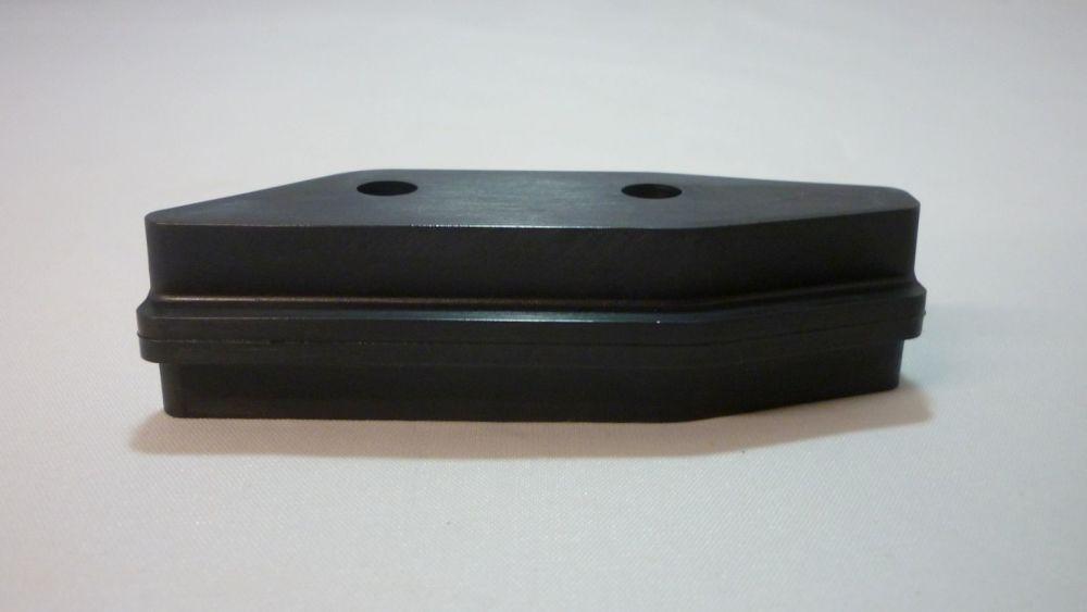 REAR CHAIN GUIDE INSIDE BLACK GUIDE 12053-1270 (230)