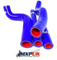 BLUE SILICONE HOSES RM125 (473)
