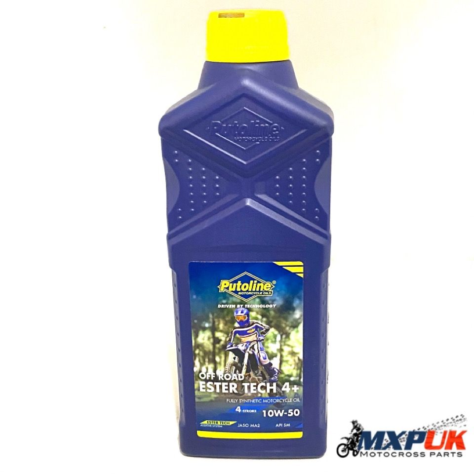 PUTOLINE FULLY SYNTHETIC 10W-50 OIL 4 STROKE (082)