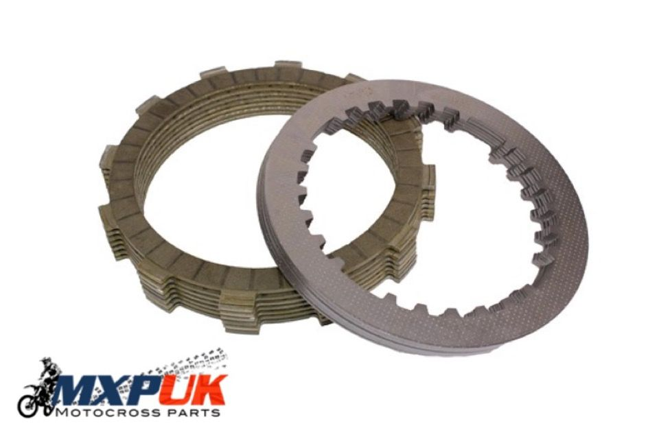 CLUTCH KIT WITHOUT SPRINGS CK CRF450R/X 04-12 (134)