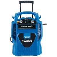 DRAPER 6L Oil-Free Air Compressor