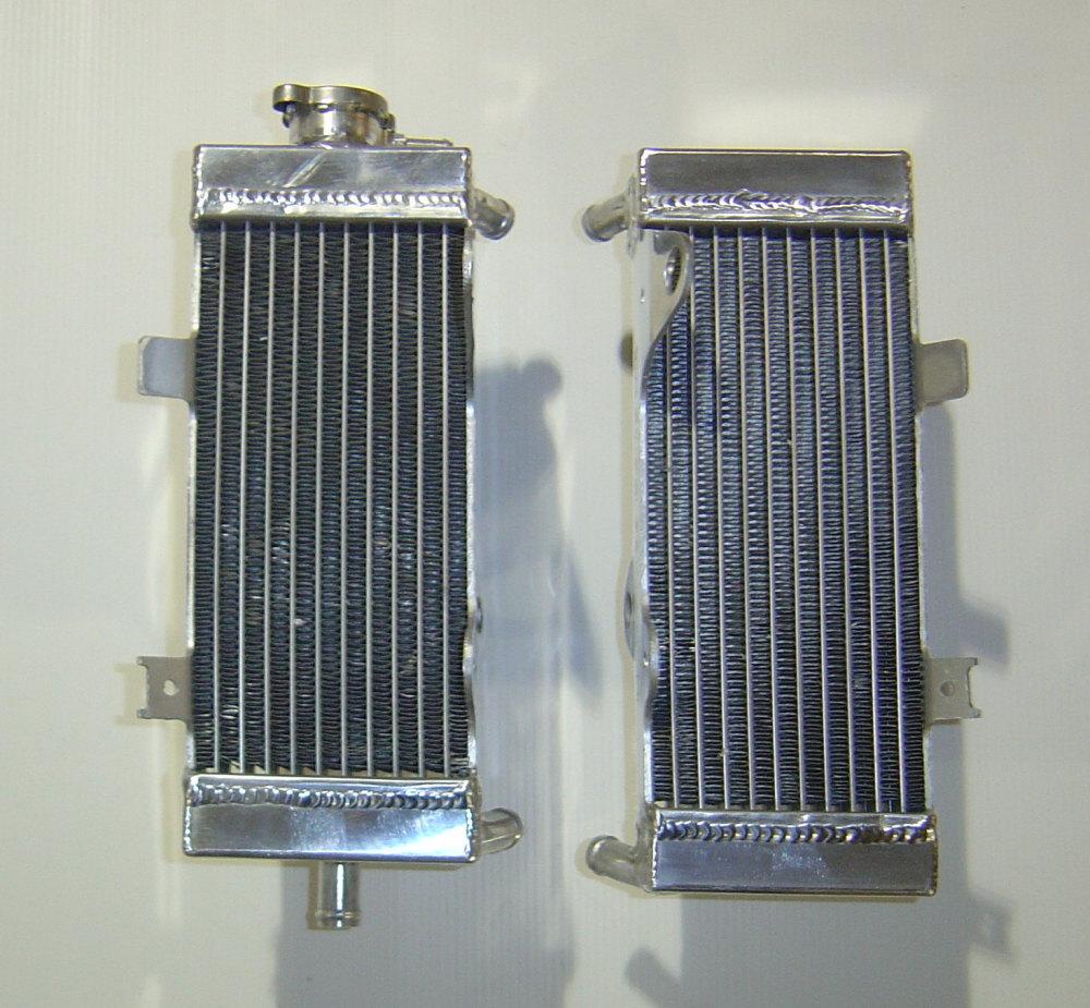 2013 PAIR OF CRF250R PERFORMANCE RADIATORS MX014