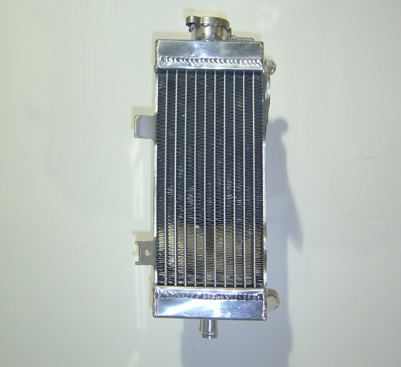 2012 RIGHT SIDE CRF250R PERFORMANCE RADIATOR MX014A
