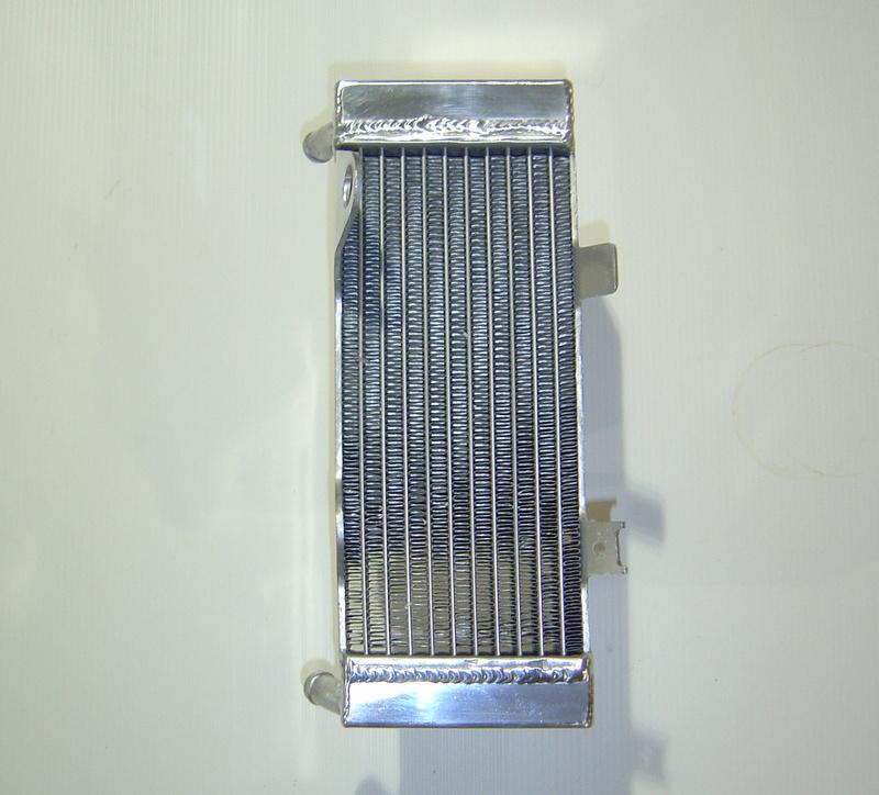 2012 LEFT SIDE PERFORMANCE RADIATOR MX014B