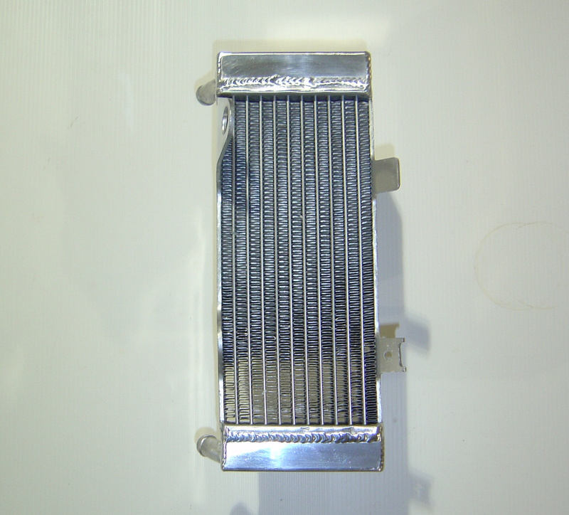 2011 LEFT SIDE CRF250R PERFORMANCE RADIATOR MX014B