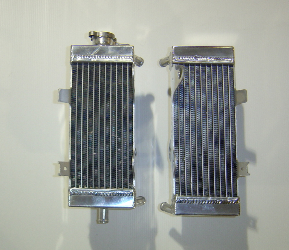 2010 PAIR OF CRF250R PERFORMANCE RADIATORS MX014