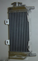 2009 RIGHT SIDE CRF250R PERFORMANCE RADIATOR MX015A