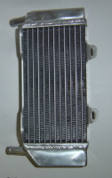 2009 LEFT SIDE CRF250R PERFORMANCE RADIATOR MX015B