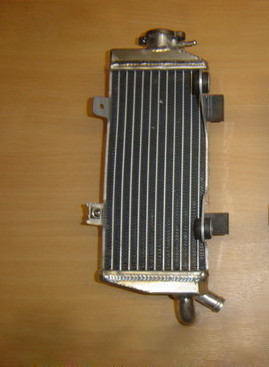 2013 RIGHT SIDE CRF450R PERFORMANCE RADIATOR MX008A
