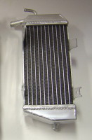 2011 LEFT SIDE CRF450R PERFORMANCE RADIATOR (007B)