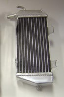 2009 LEFT SIDE CRF450R PERFORMANCE RADIATOR (007B)