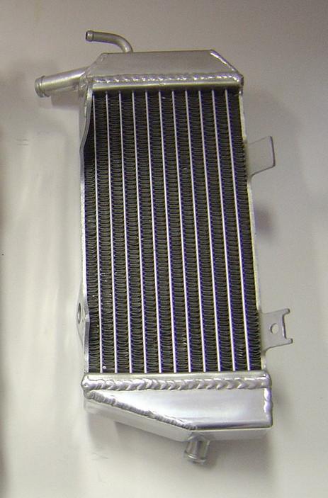 2009 LEFT SIDE CRF450R PERFORMANCE RADIATOR MX007B