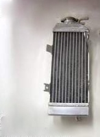 2009 RIGHT SIDE CRF450R PERFORMANCE RADIATOR (007A)
