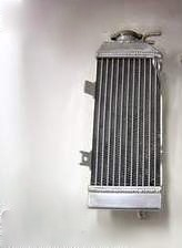 2009 RIGHT SIDE CRF450R PERFORMANCE RADIATOR MX007A