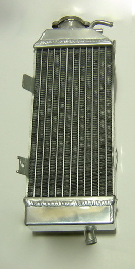 2006 RIGHT SIDE CRF450R PERFORMANCE RADIATOR MX017A
