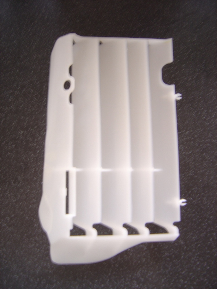 2013 RIGHT SIDE CRF450R RADIATOR GRILL 6842