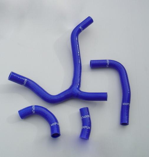 BLUE SILICONE HOSES MX102
