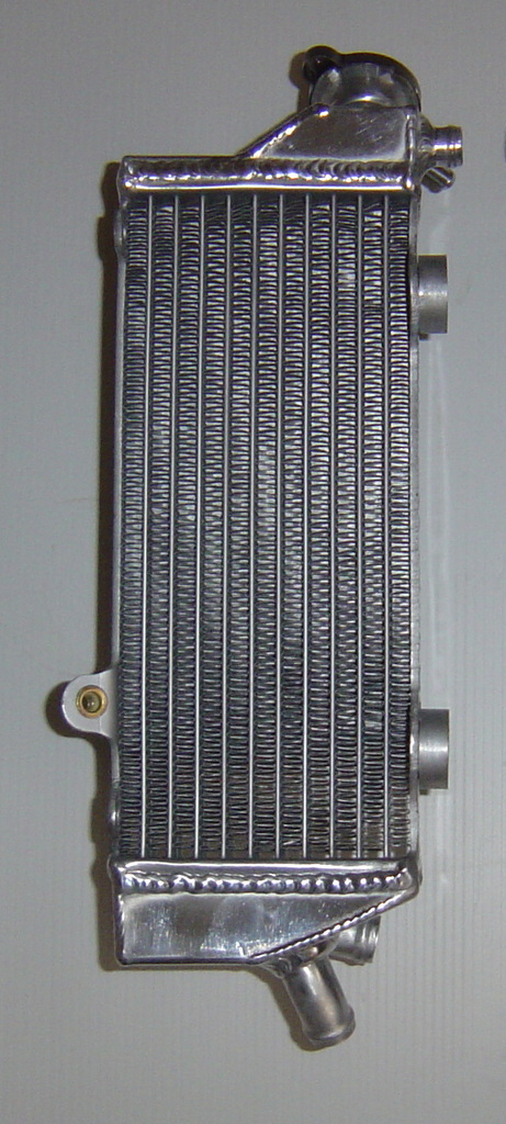 RIGHT SIDE KTM PERFORMANCE RADIATOR MX030A