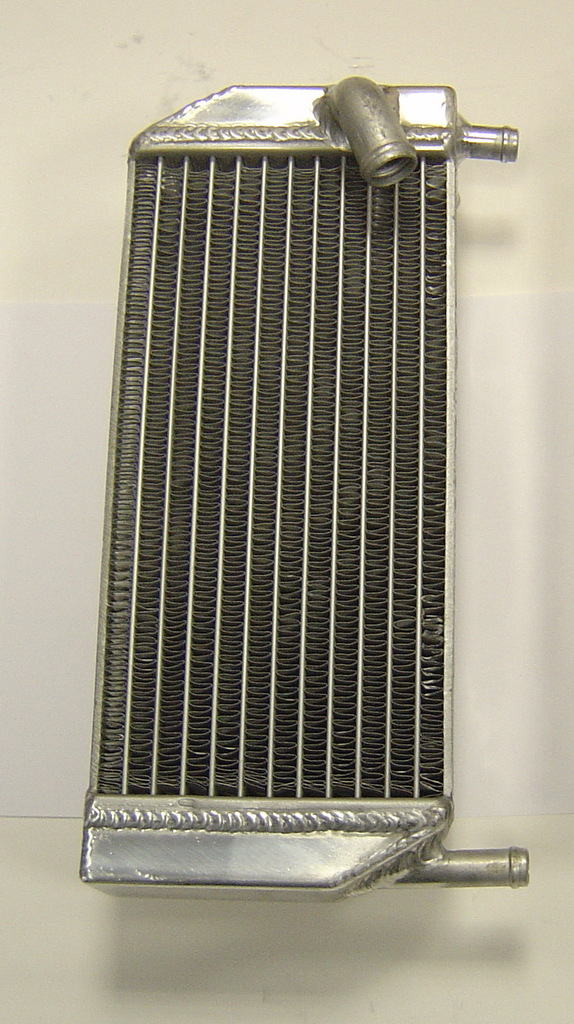 LEFT SIDE RM250 REFORMANCE RADIATOR MX049B