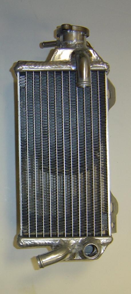 RIGHT SIDE RMZ250 PERFORMANCE RADIATOR MX028A