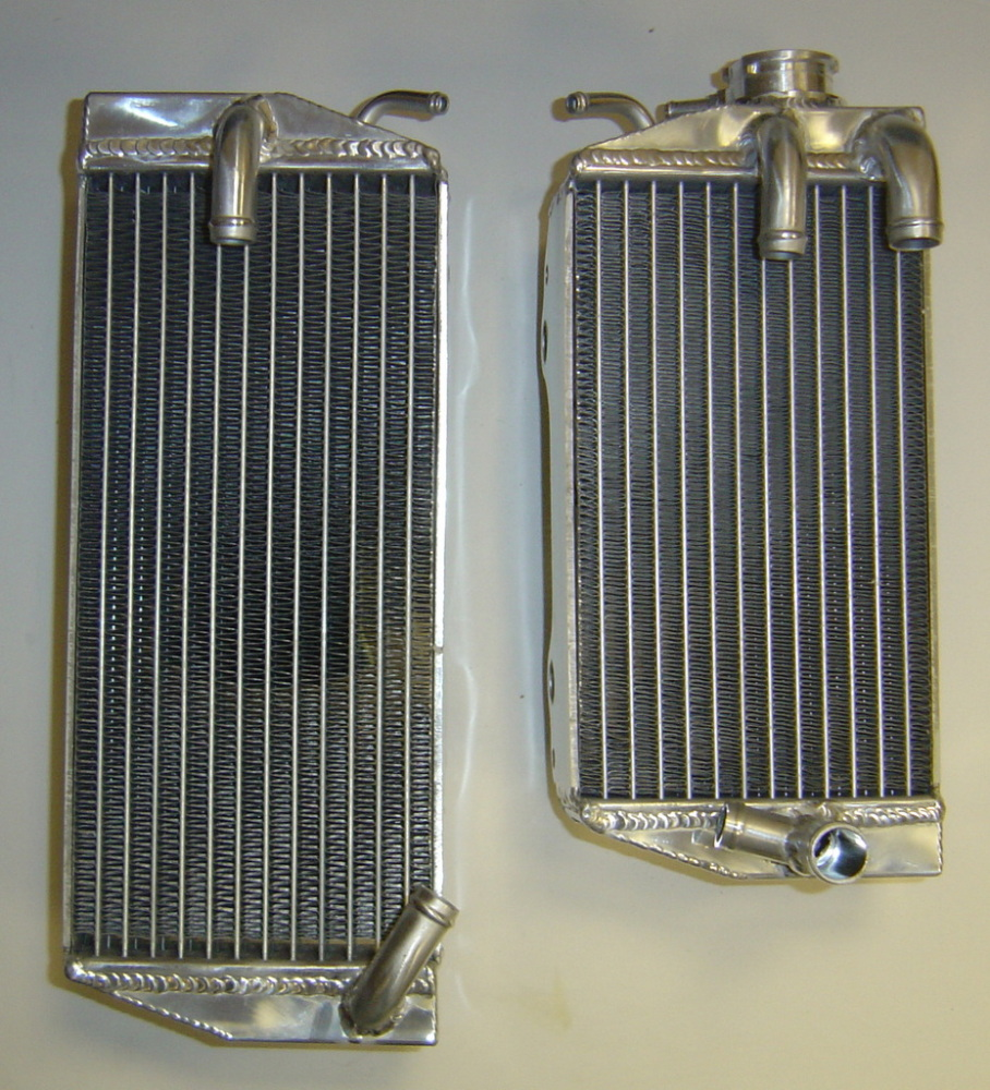 PAIR OF RMZ450 PERFORMANCE RADIATORS MX029